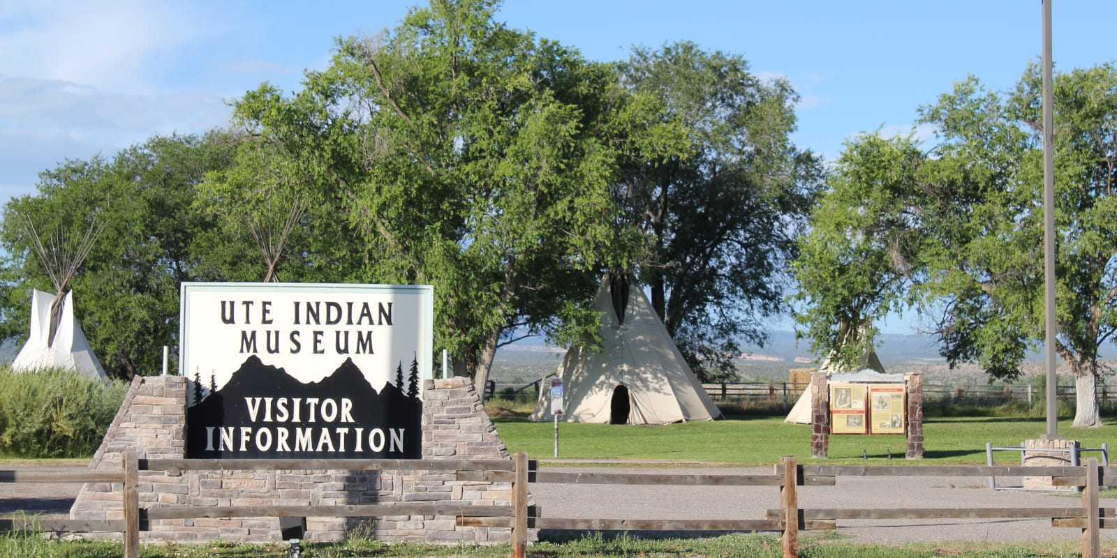Ute Indian Museum in Montrose, CO