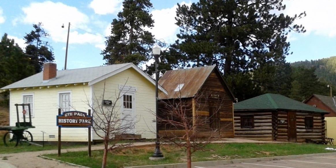 Ute Pass History Park, CO