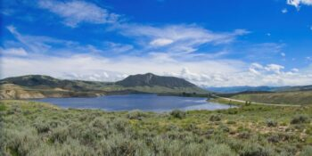 Wolford Mountain Reservoir, CO