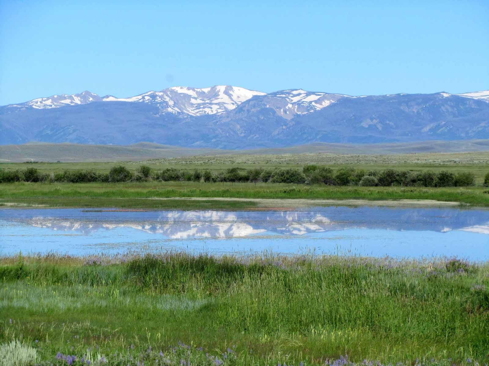 Arapaho National Wildlife Refuge Jackson County Colorado