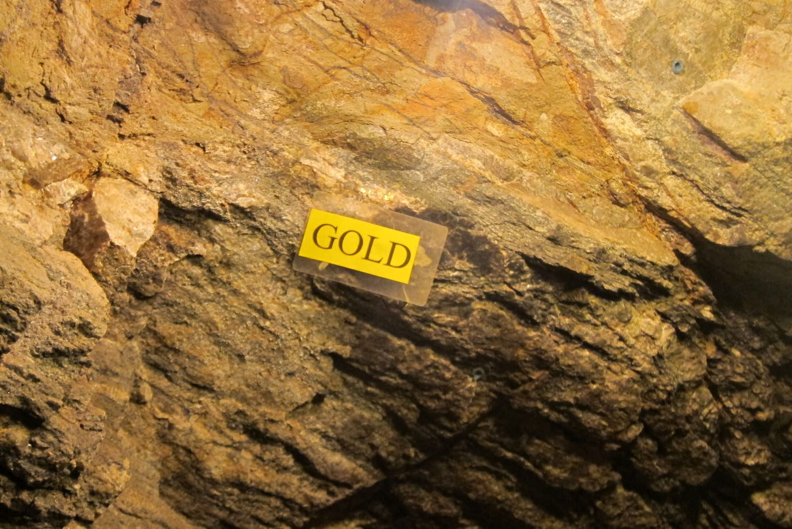 Argo Gold Mine and Mill Tour Gold Idaho Springs CO