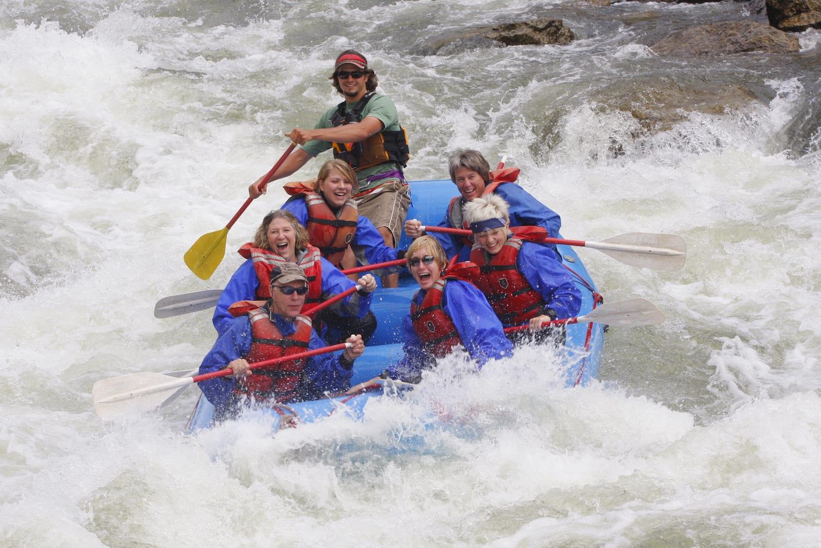 Arkansas River Whitewater Rafting Colorado