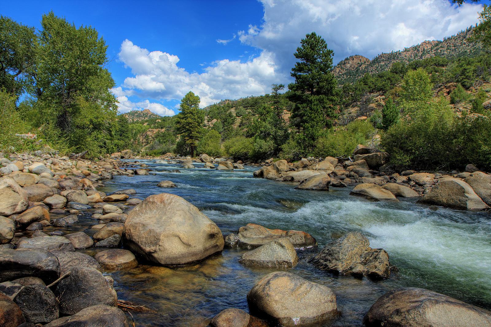 Buena Vista CO Arkansas River