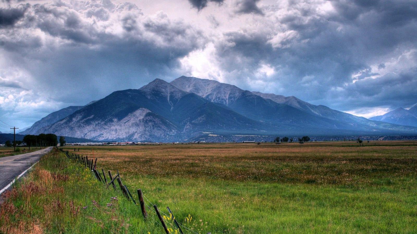 Buena Vista CO Collegiate Peaks