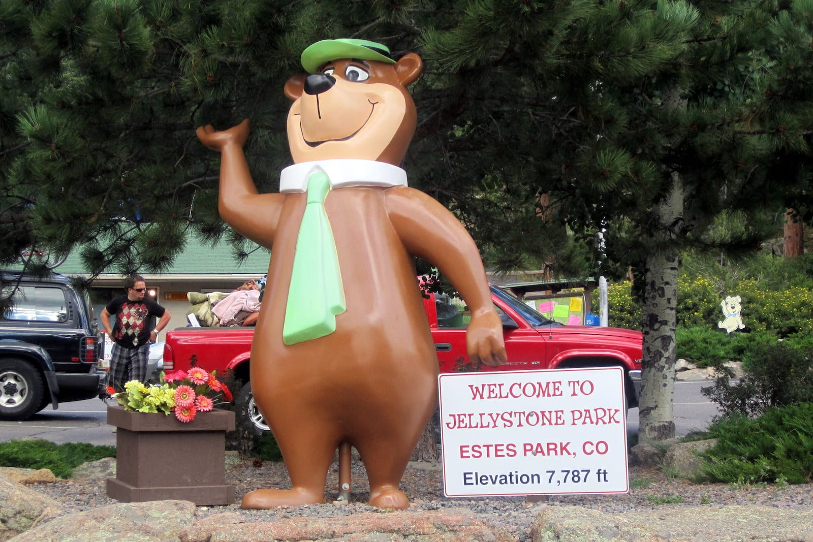 Camping Estes Park CO Yogi Bear's Jellystone Park