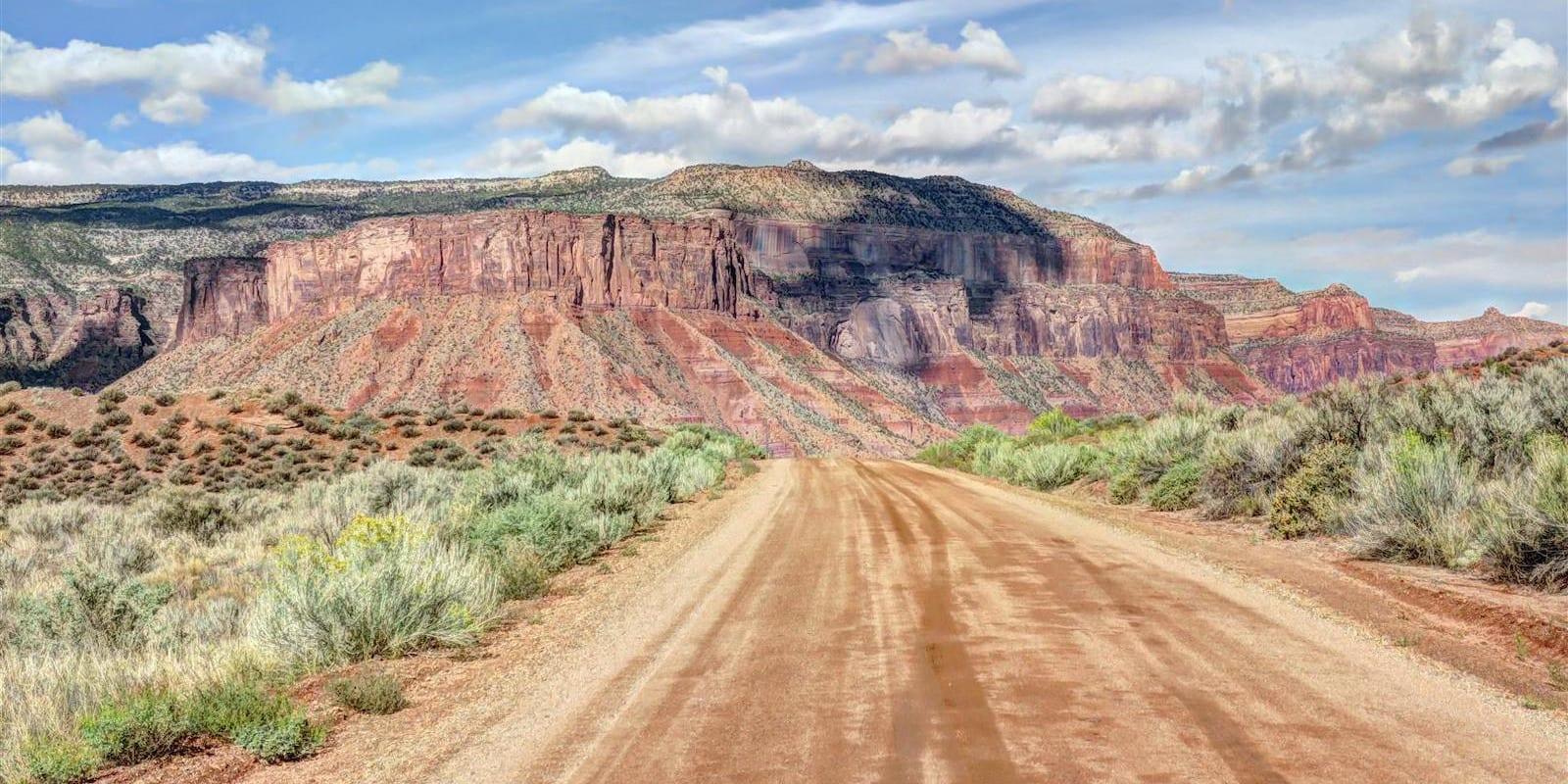 Camping Western Colorado Gateway Highway 141