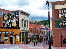 Historic District Central City CO
