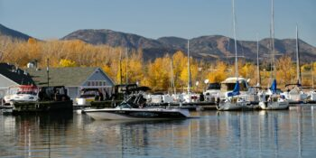 Chatfield Reservoir Marina Littleton CO