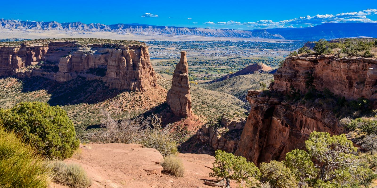 Colorado National Monument Mesa County