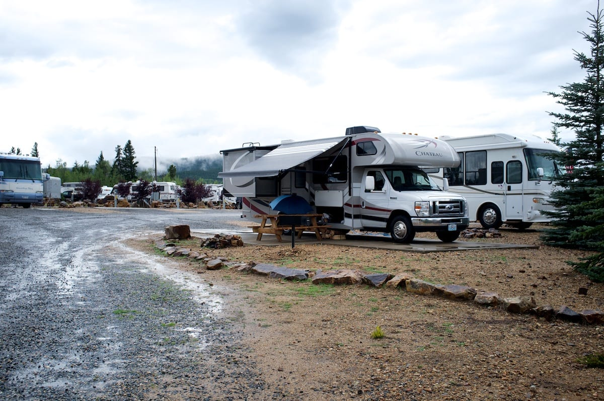 Denver West/Central City KOA RV Campground