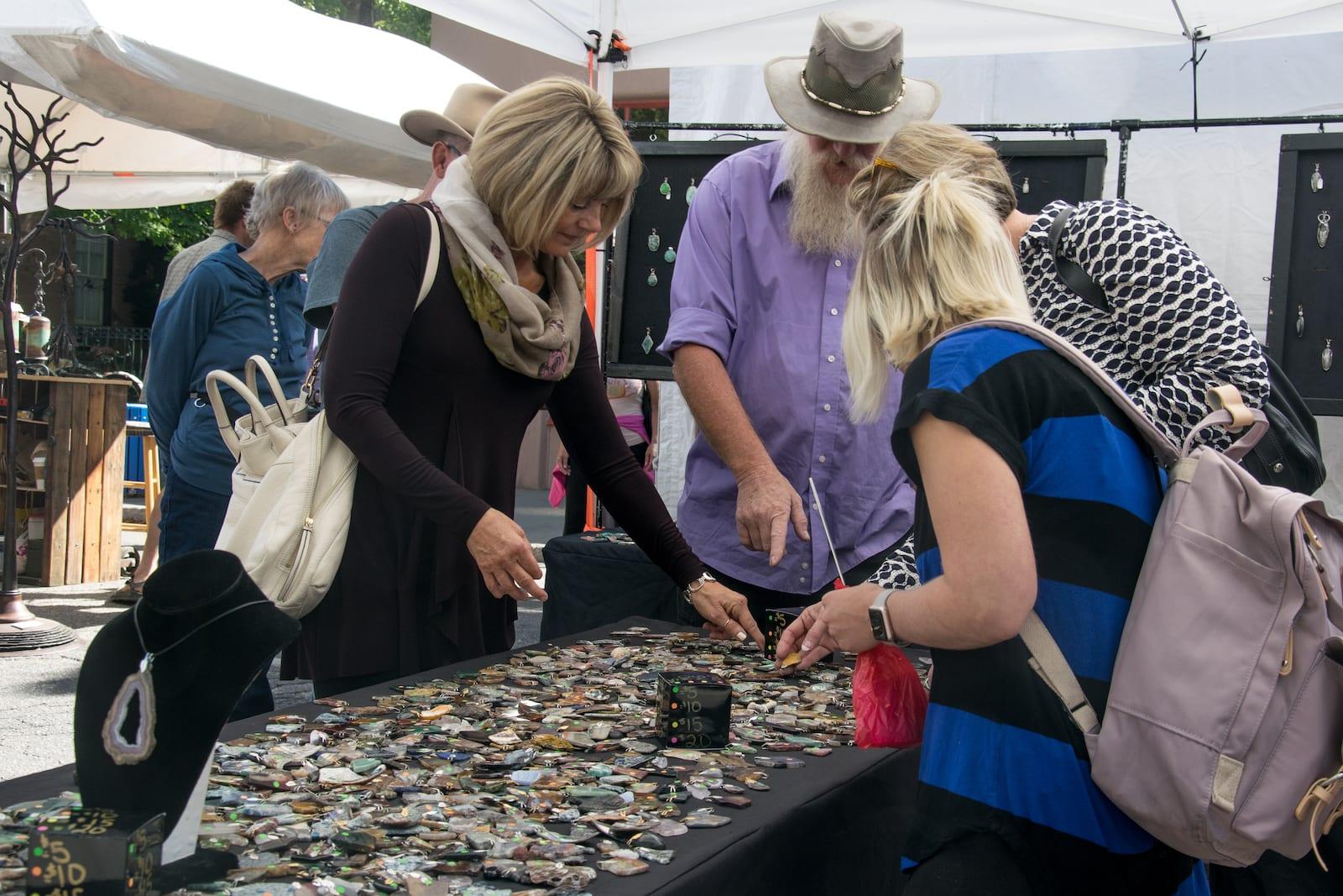 Durango Autumn Arts Festival Jewelry
