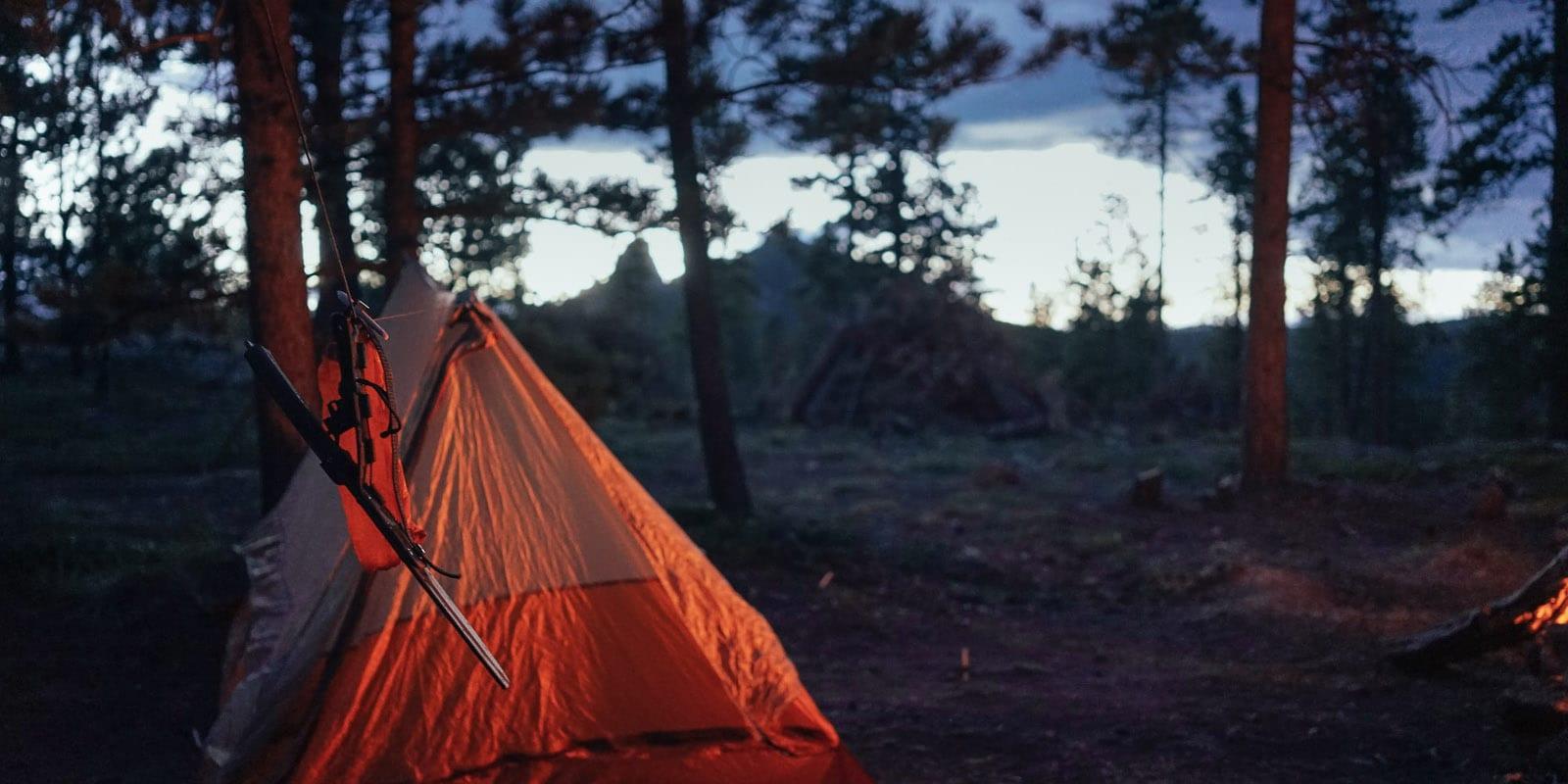 Gross Reservoir Dispersed Camping Boulder CO