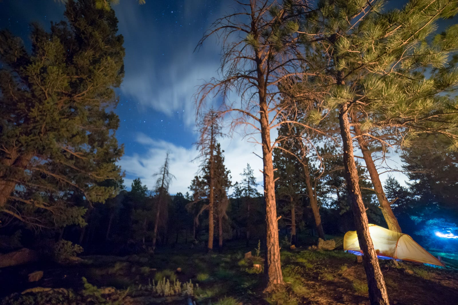 Gross Reservoir Tent Camping Boulder Colorado