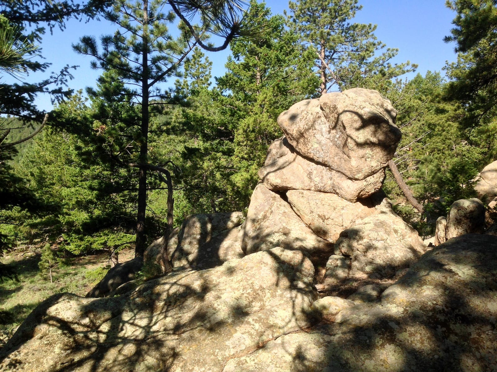 Hermits Hollow Campground Estes Park CO