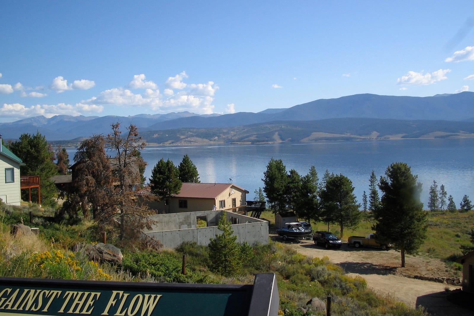 Lake Granby Colorado Lakeside Homes