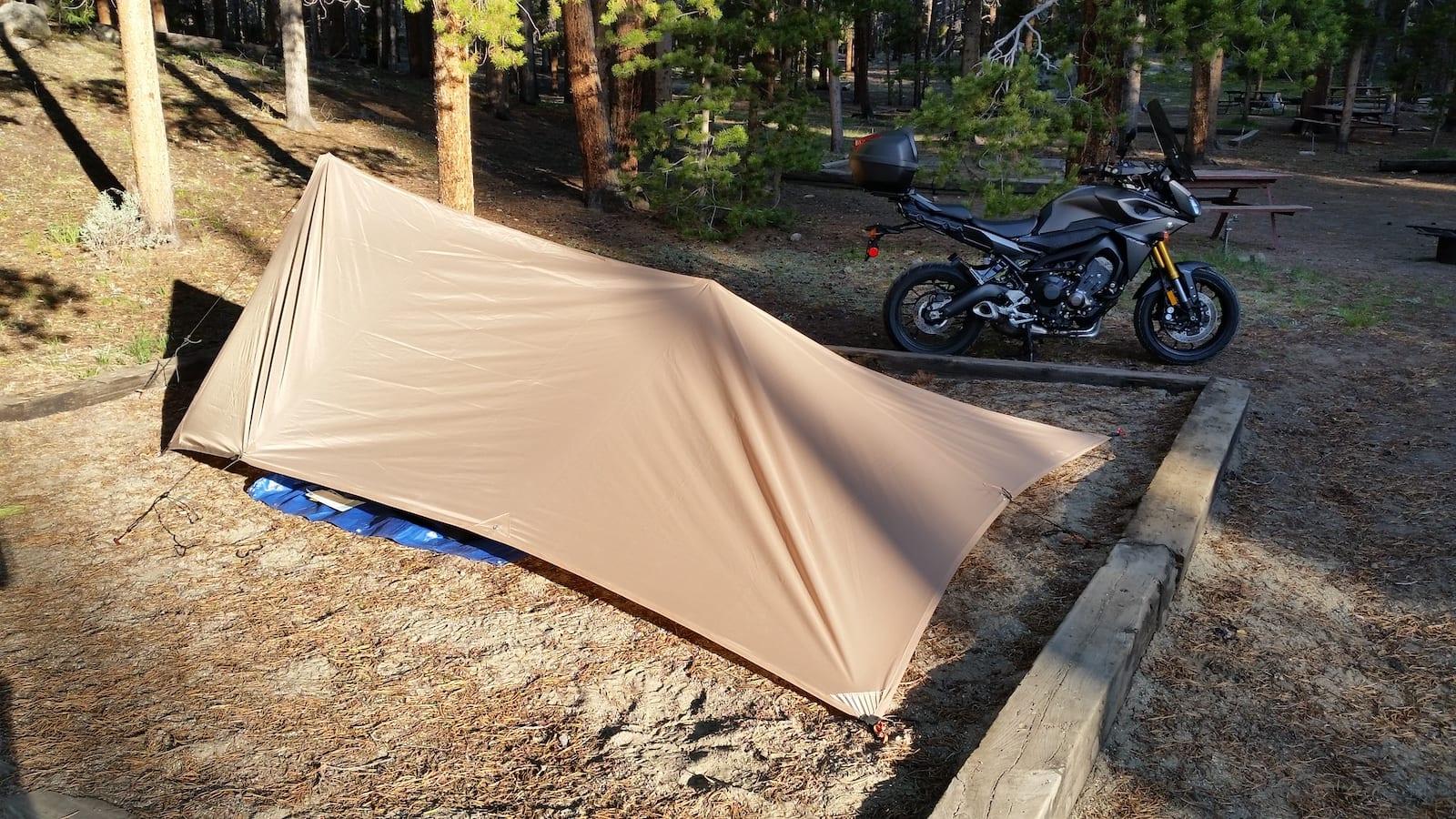 Sugar Loafin' Campground Leadville CO