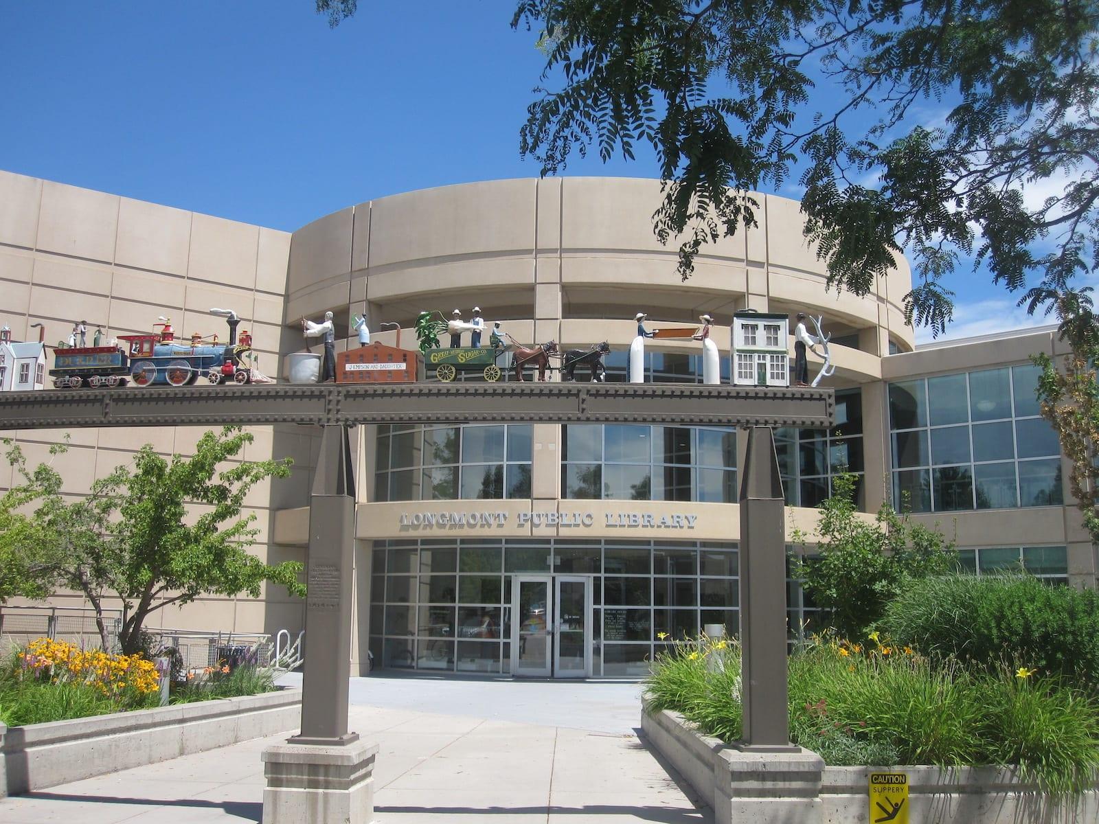 Longmont Public Library CO