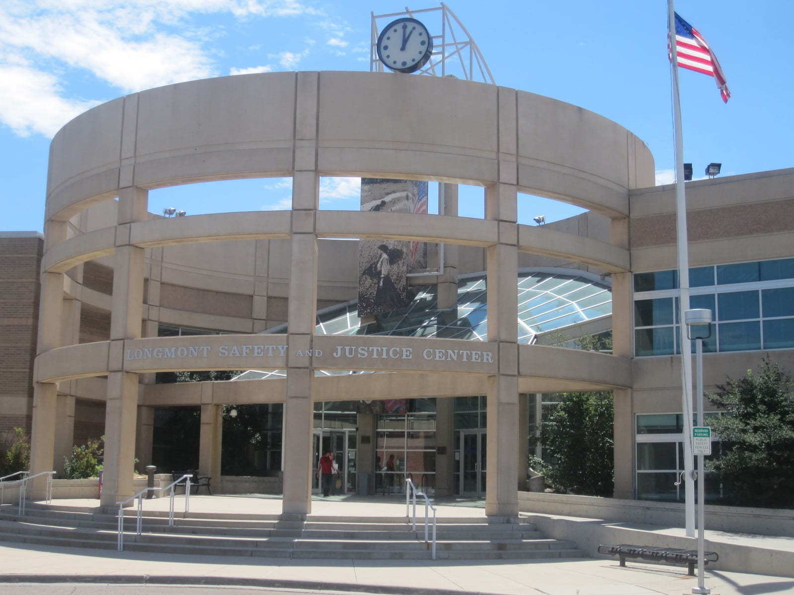 Longmont Safety and Justice Center CO