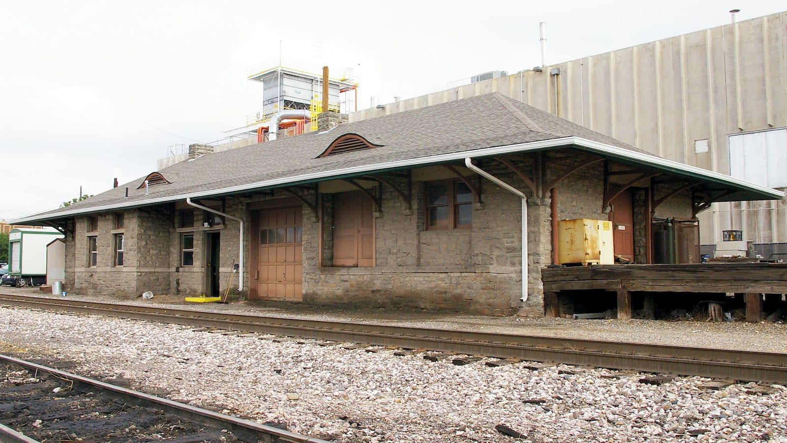 Longmont CO Train Station