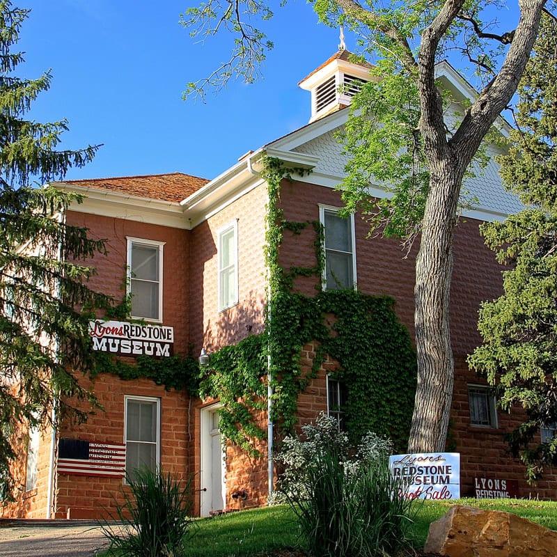 Lyons Redstone Museum Colorado