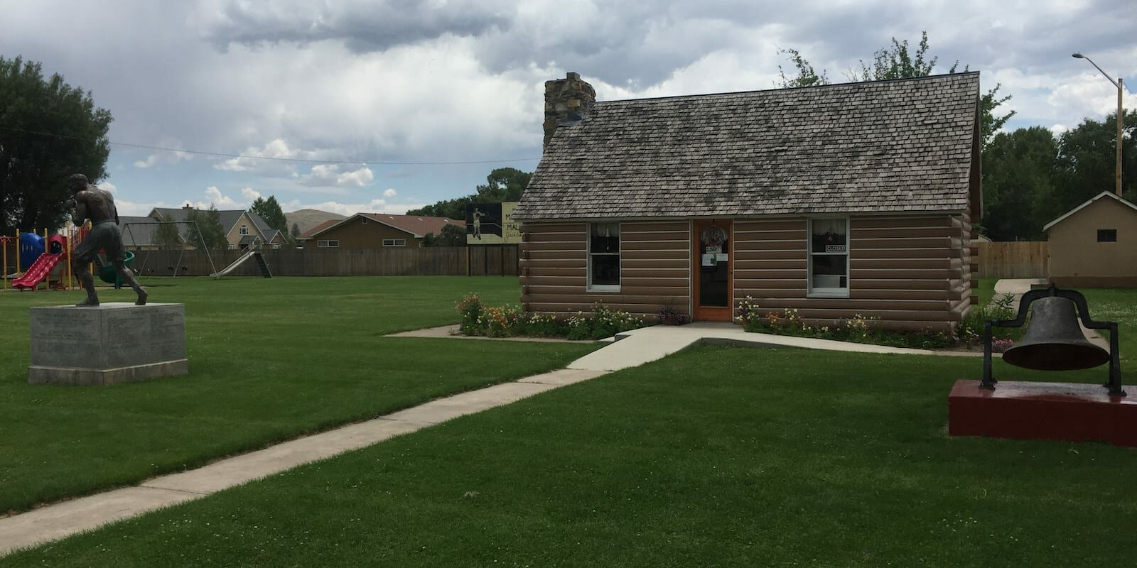 Jack Dempsey House and Museum Manassa CO