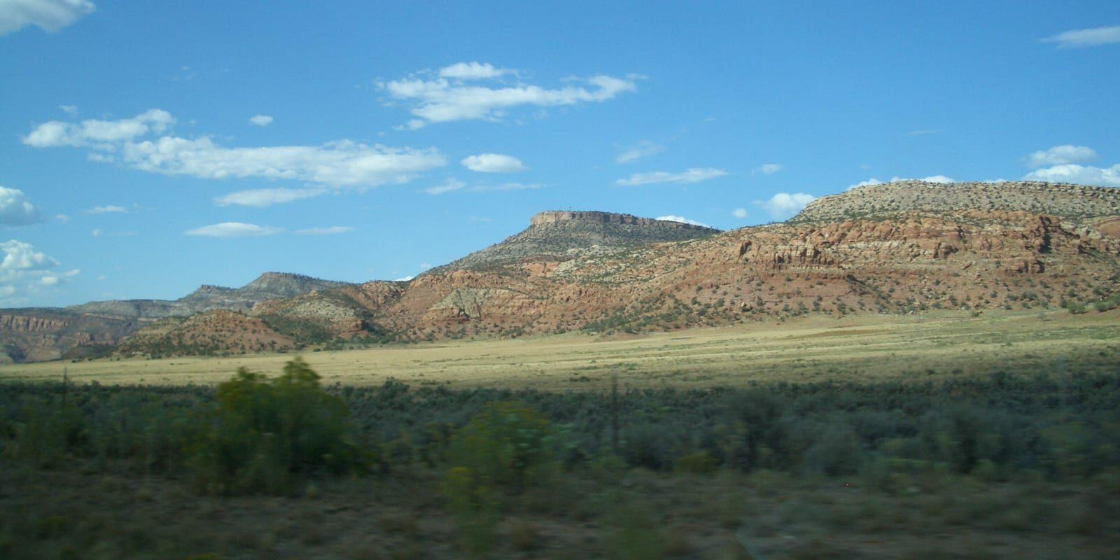 Paradox Colorado Landscape