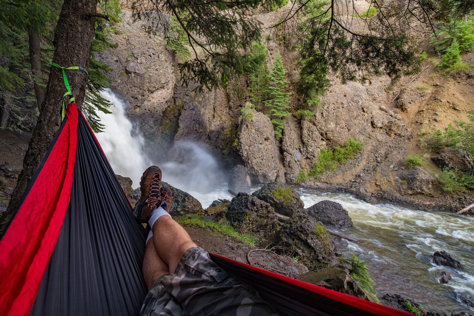 Piedra Falls Piedra River Colorado