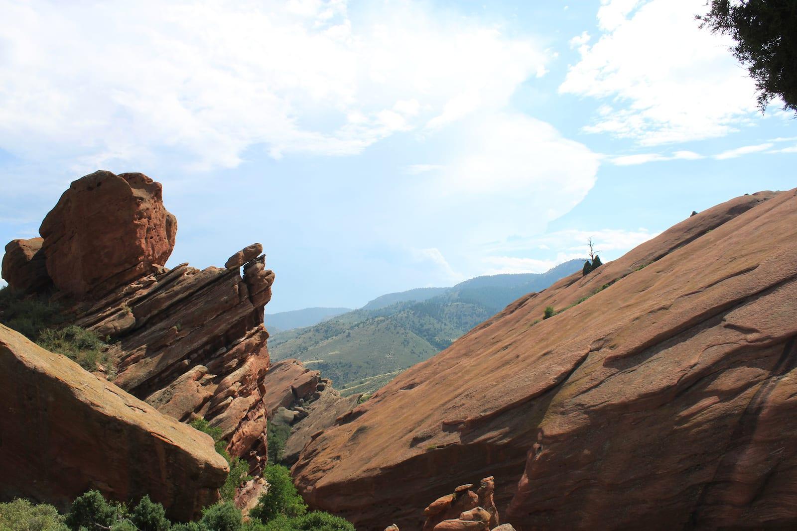 Red Rocks Park Colorado