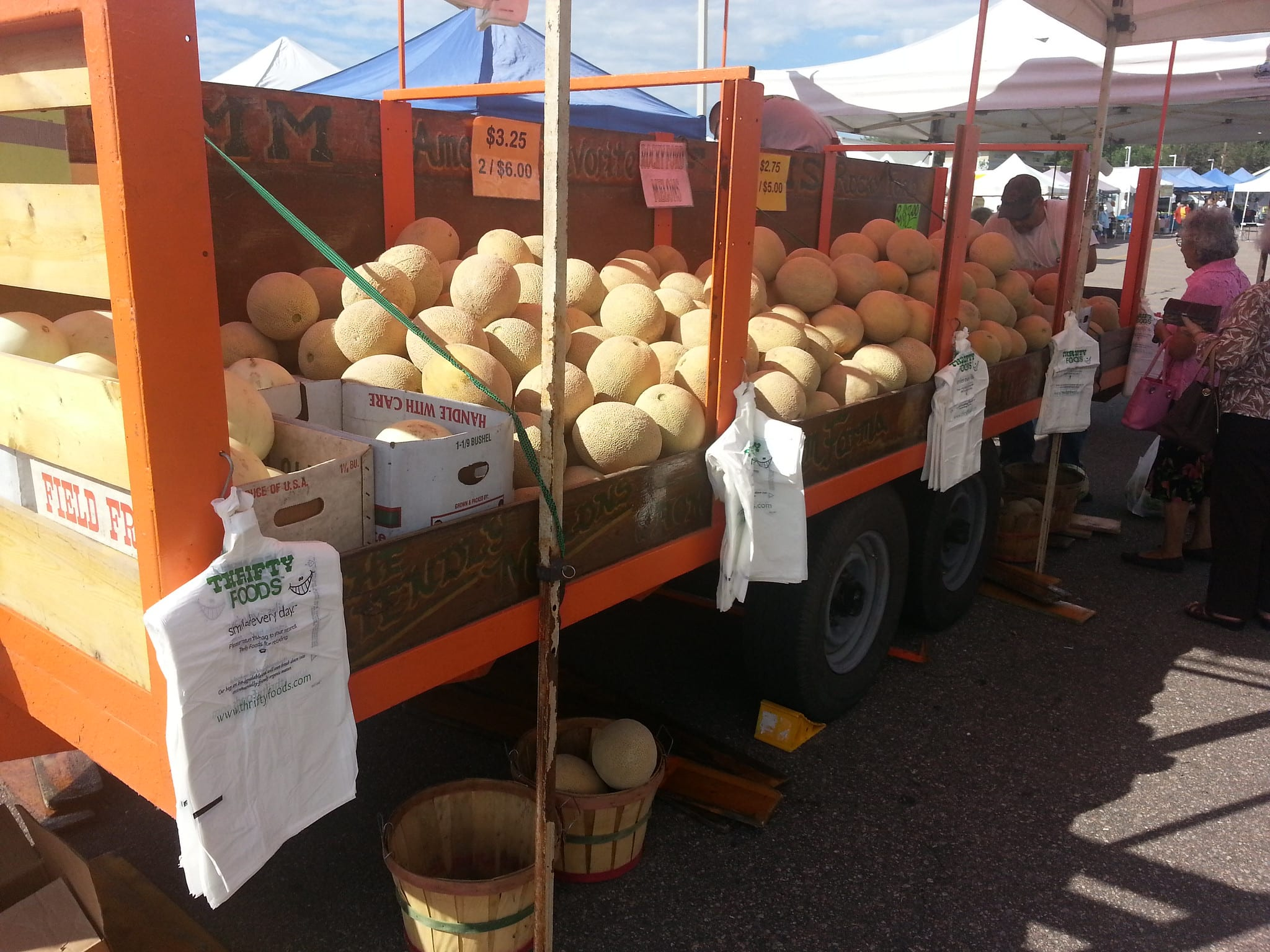 rocky ford cantaloupes