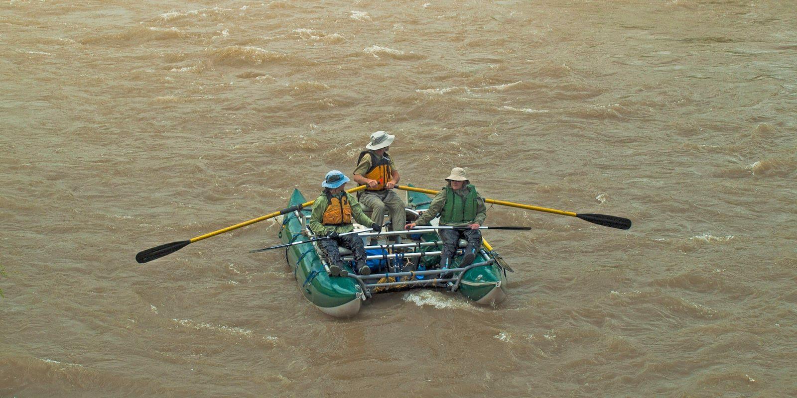 San Juan River Rafting Pagosa Springs CO