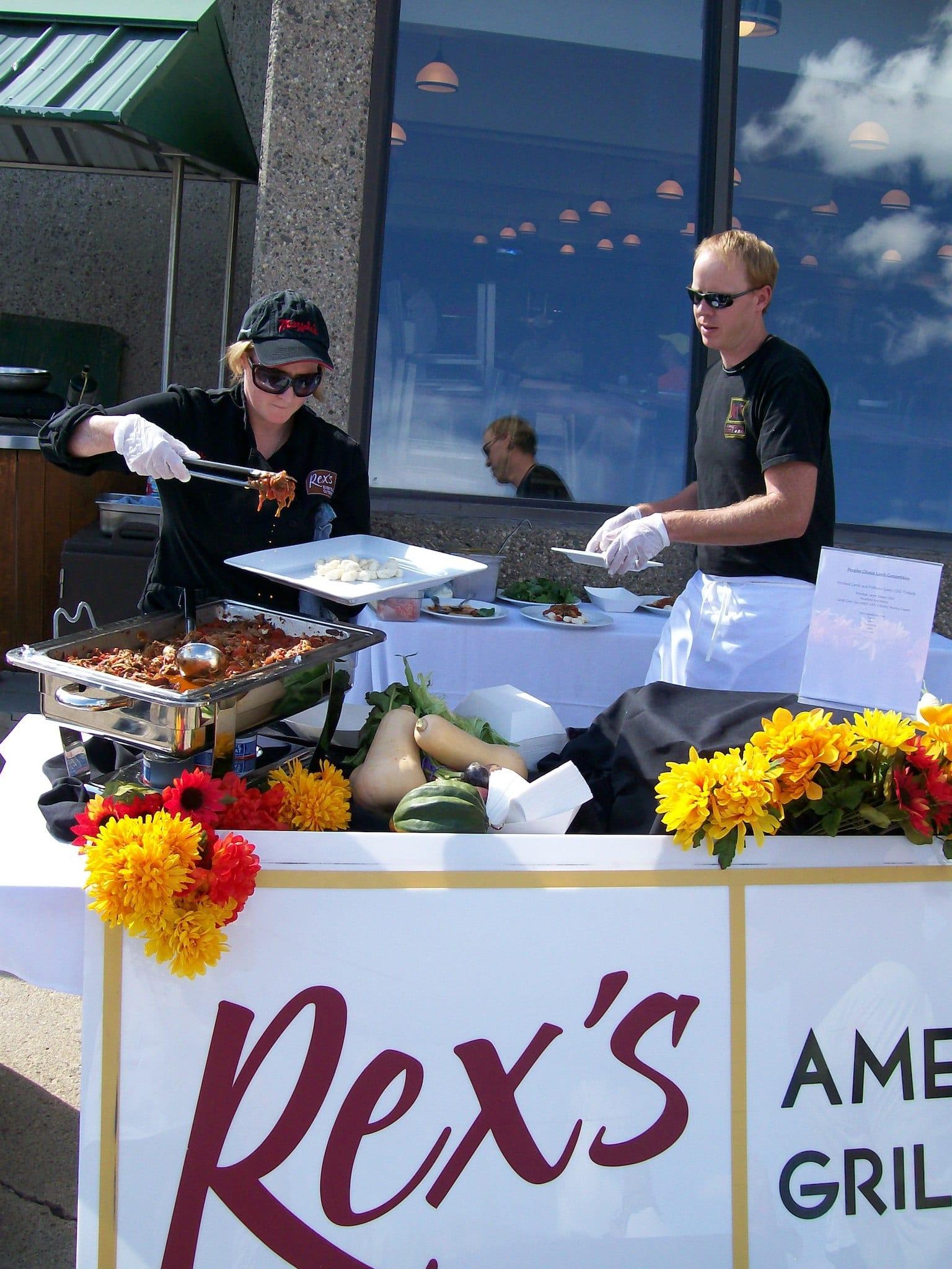 Steamboat OktoberWest Lamb Cook-Off Rex's