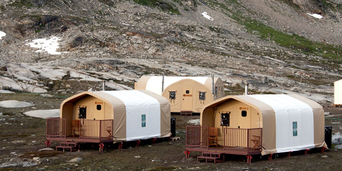 Weatherport Camp Systems Cabins