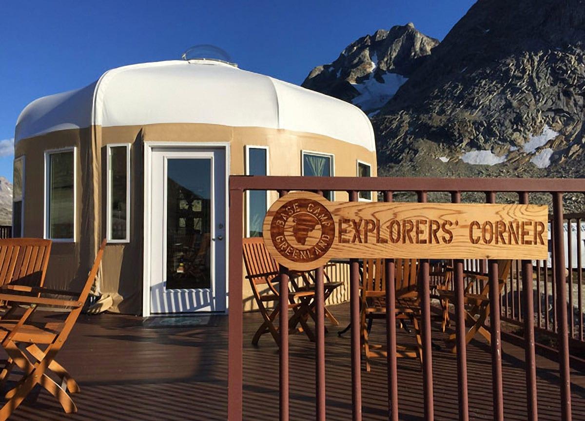 Weatherport Luxury Yurt