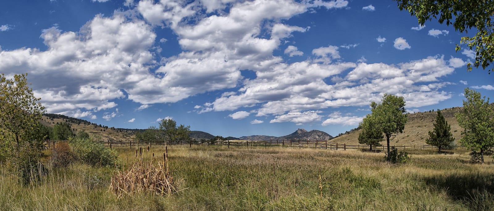 White Ranch Park Golden Colorado