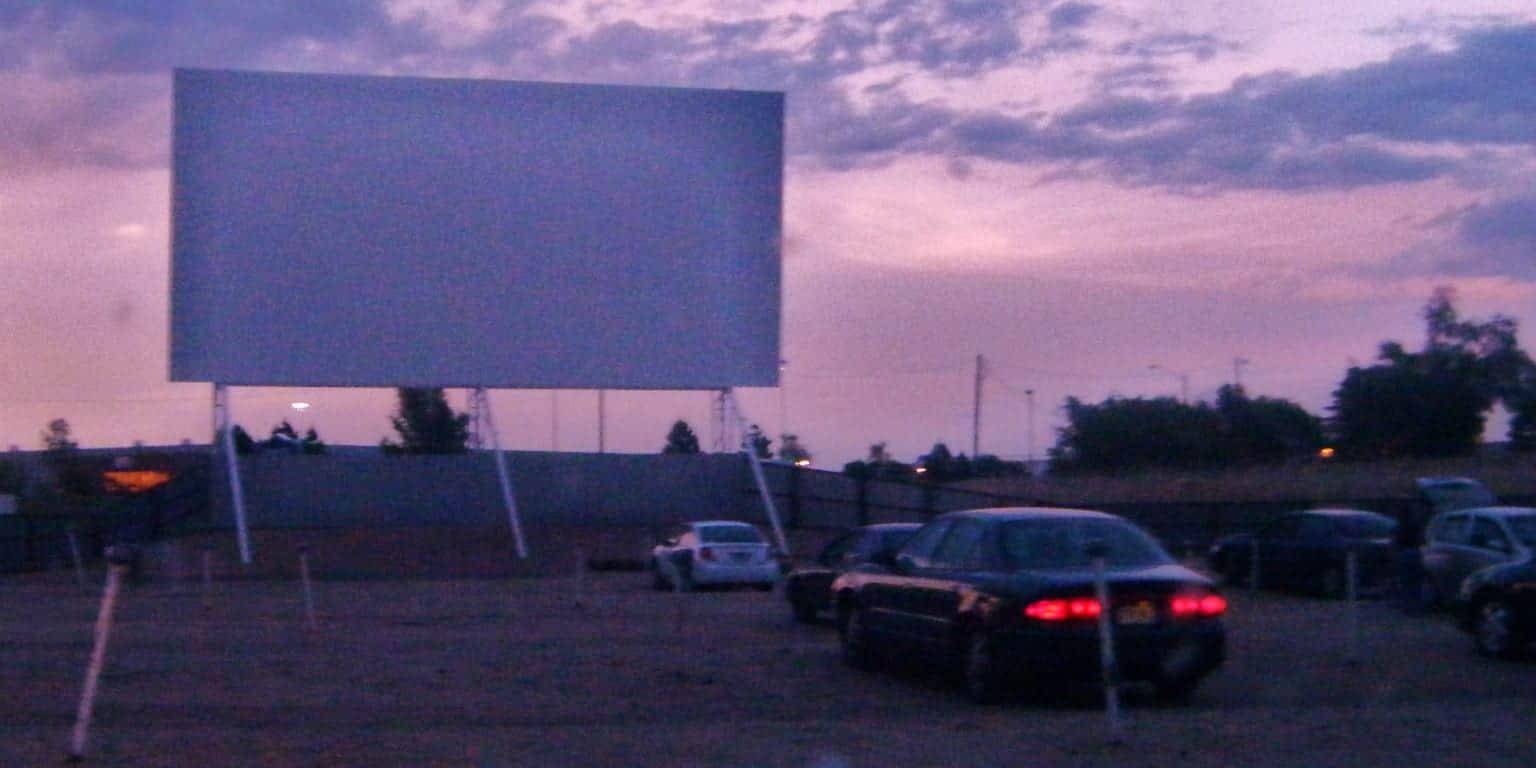 Colorado Drive-In Movie Theatre Commerce City