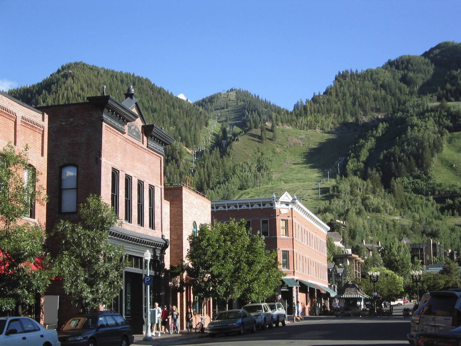 Aspen City, CO