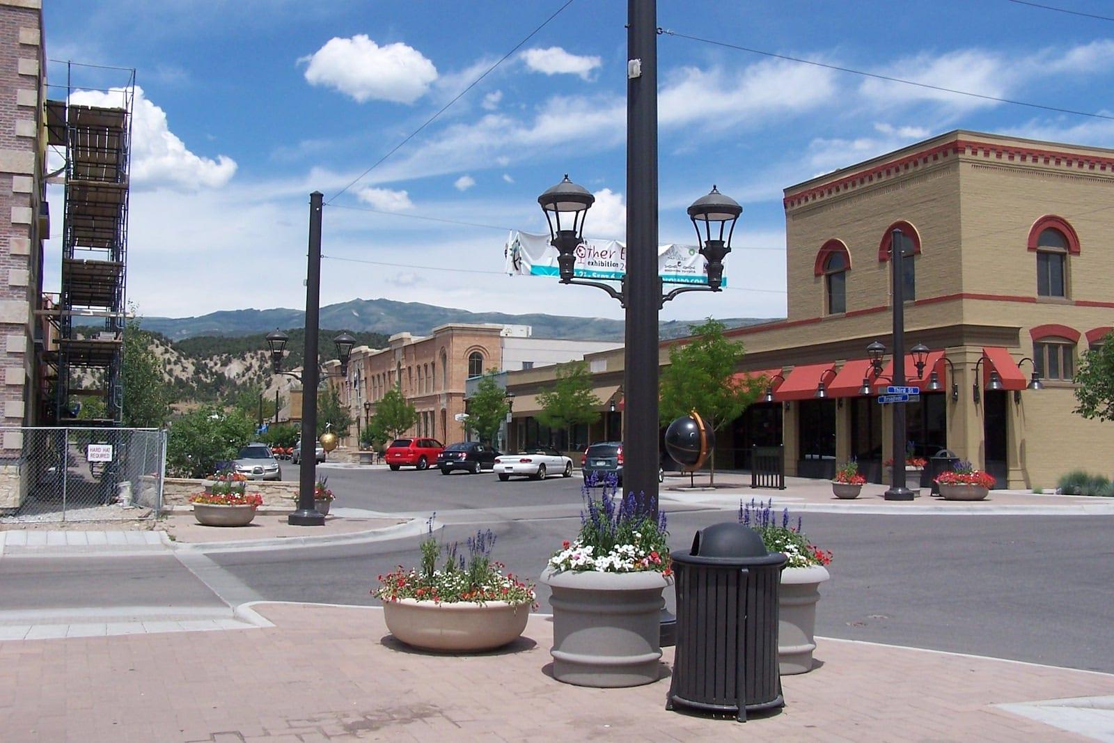 Beautiful Downtown Eagle, Colorado