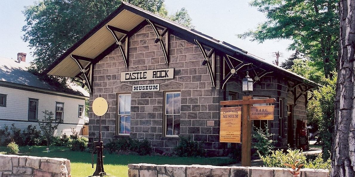 Castle Rock Historical Society and Museum, CO