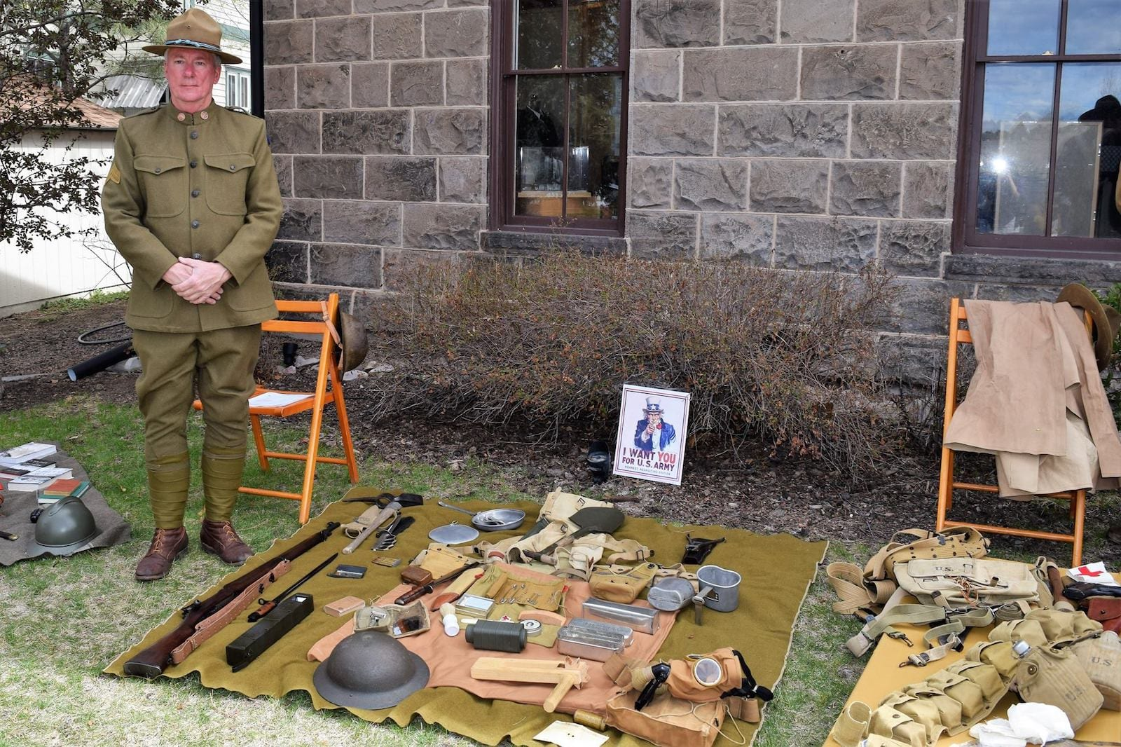 Event at Castle Rock Historical Society