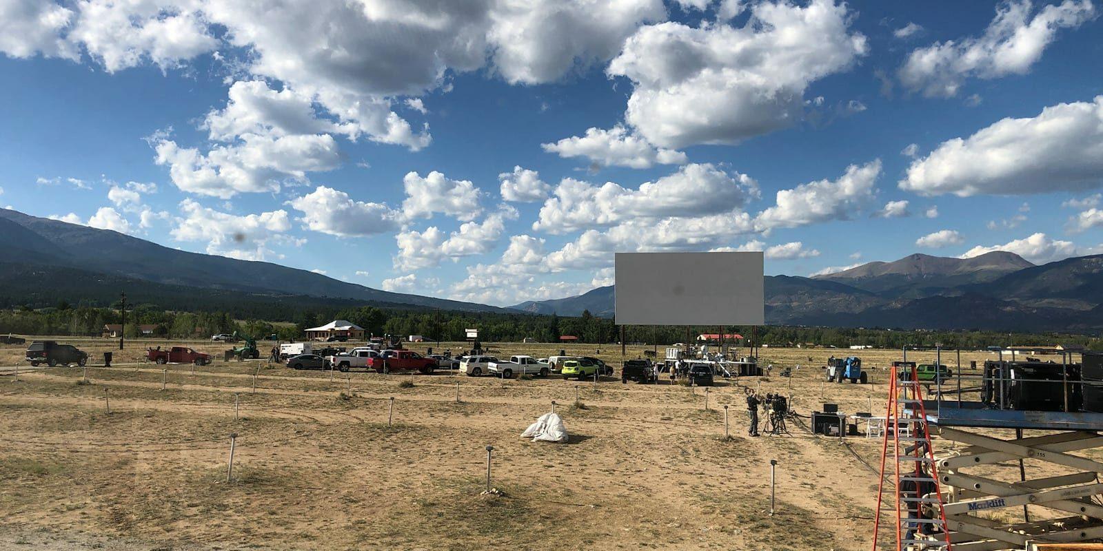 Comanche Drive-In Theatre, CO