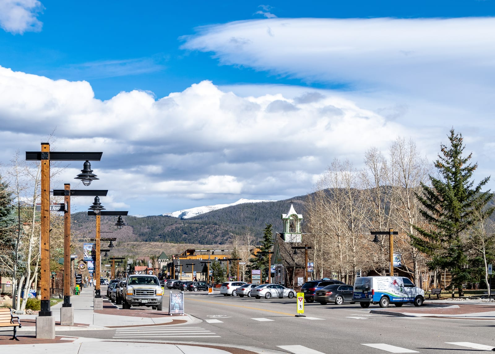 Downtown Frisco, Colorado