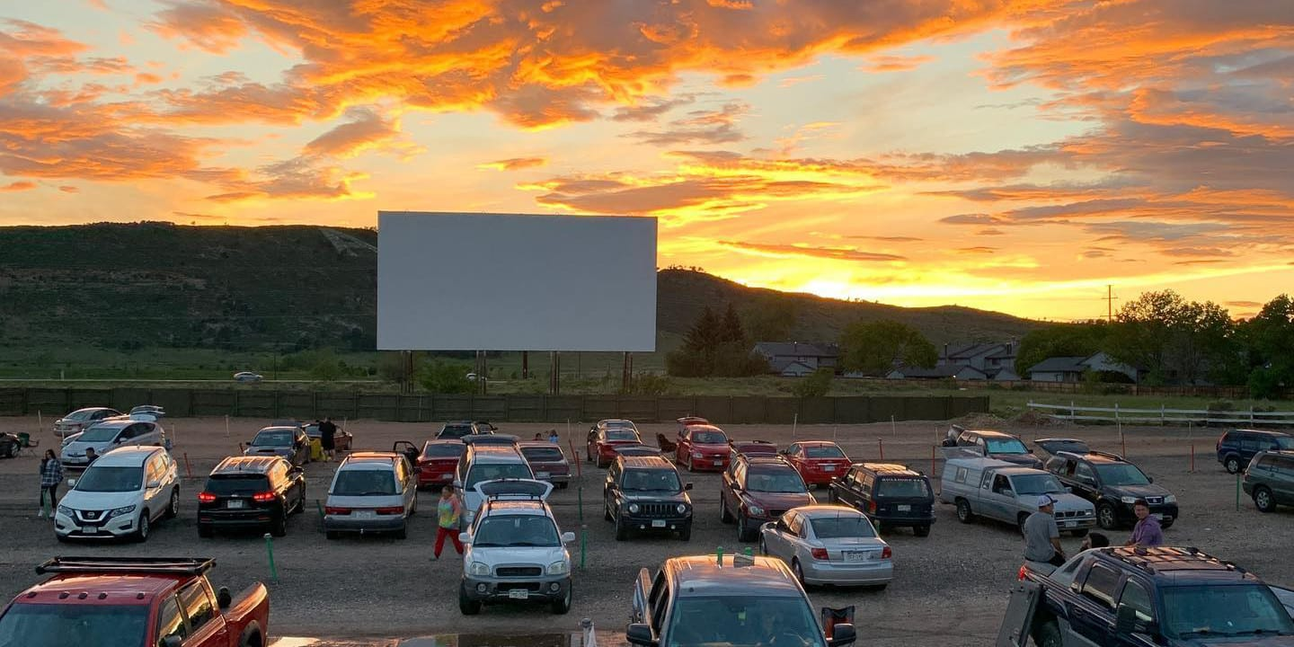 Holiday Twin Drive-In, CO