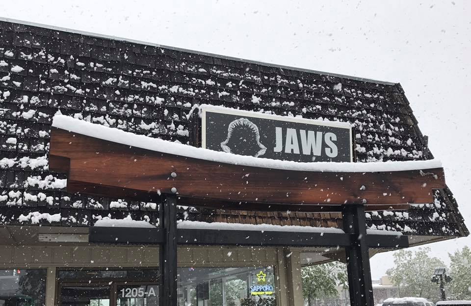 jaws sushi fort collins