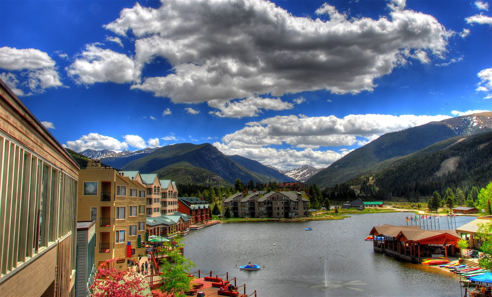 Keystone Lake, Colorado