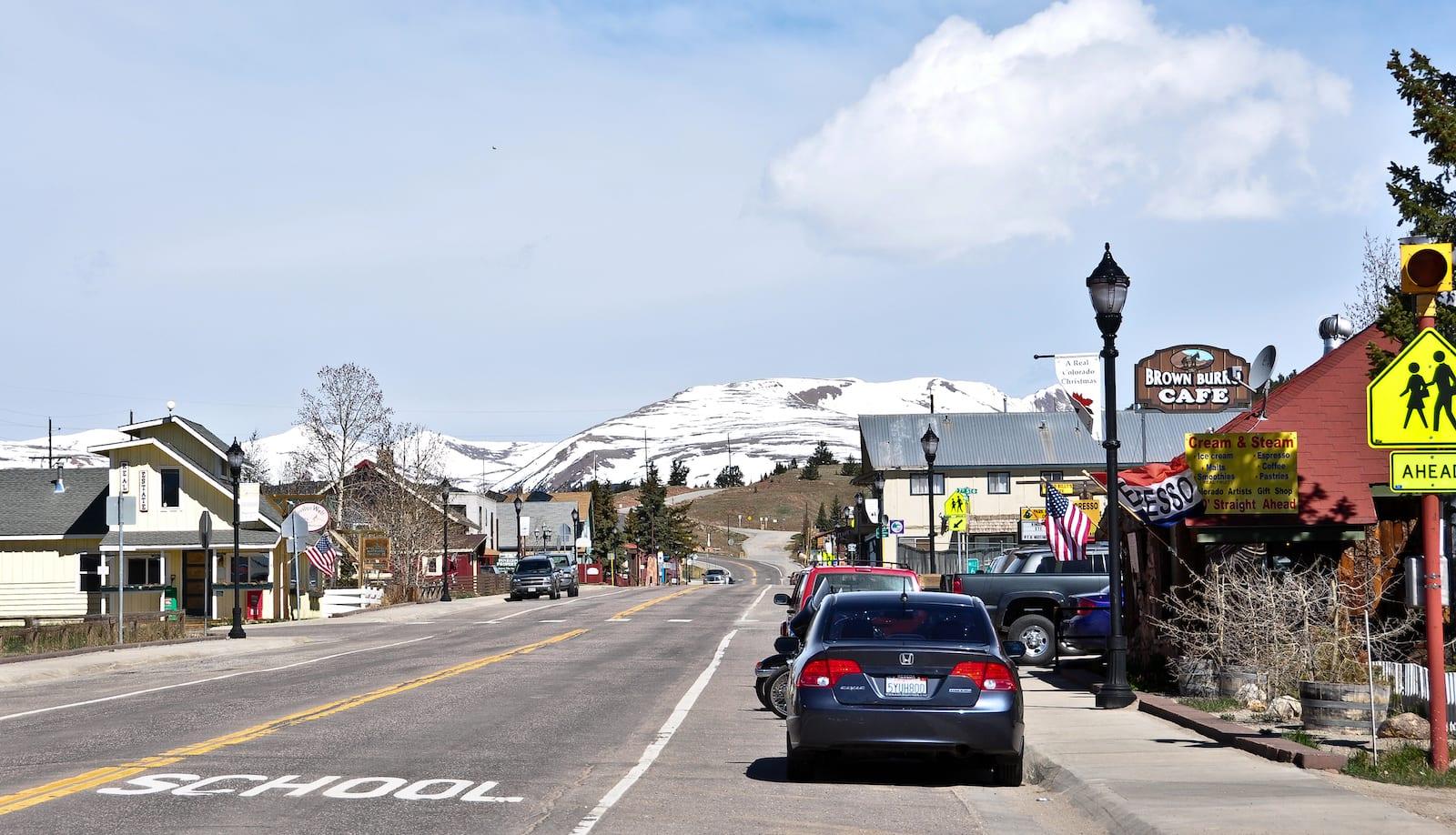 Main Street, Fairplay, Colorado