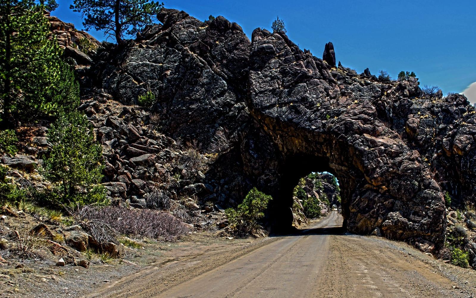 Midland Railroad Tunnels, CO