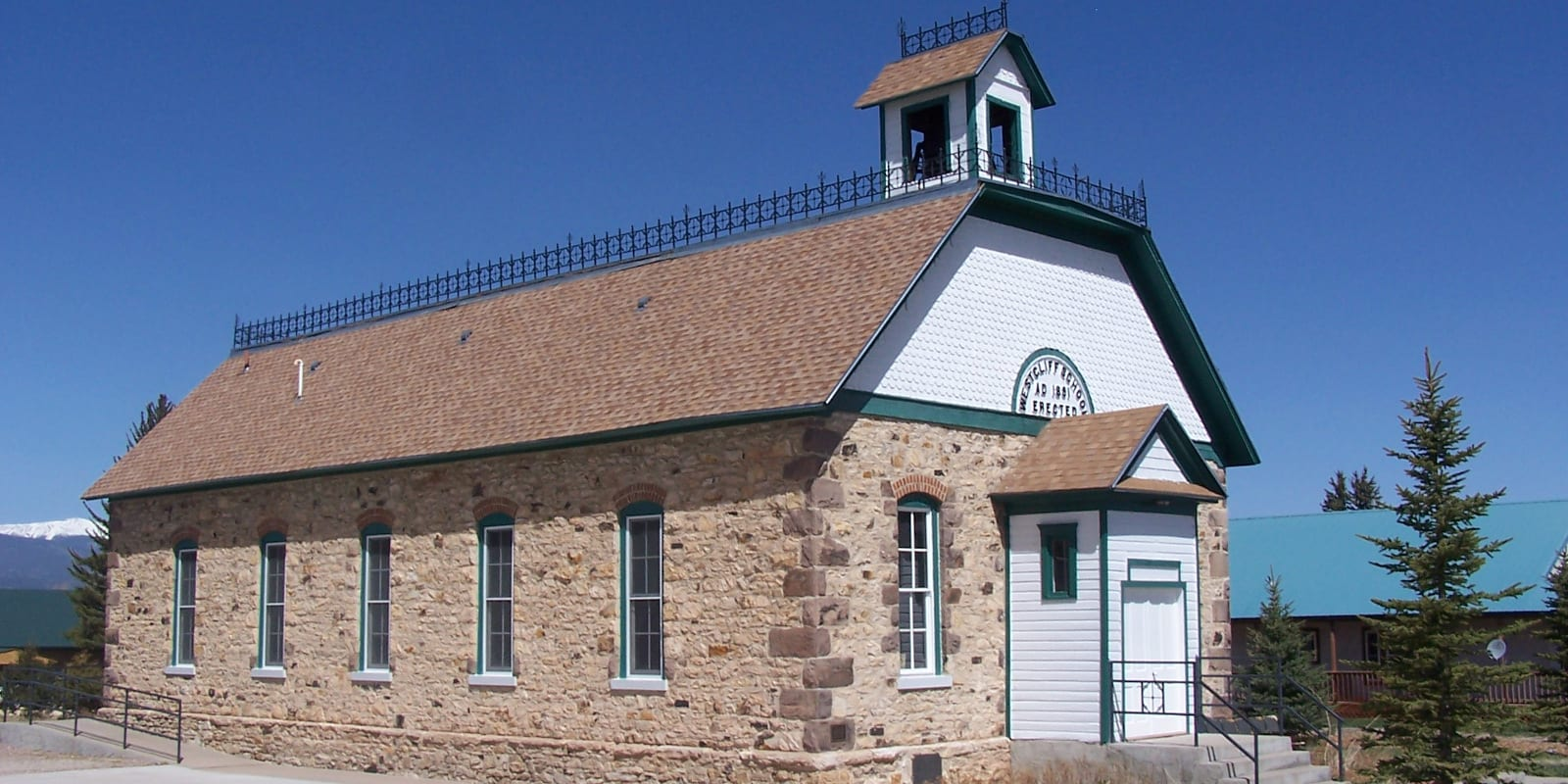 Old Westcliff Schoolhouse & Museum, CO