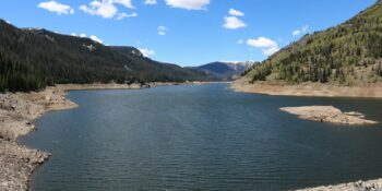 Platoro Reservoir, CO