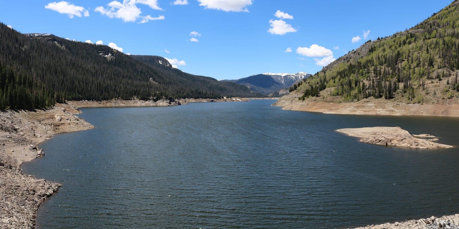 Platoro Reservoir, CO