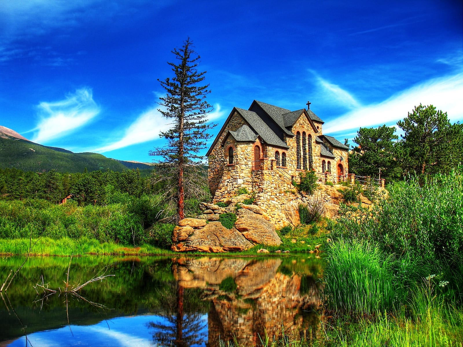 Saint Catherine's Chapel on the Rock, CO